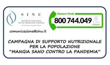 """Nutritional campaign for the population """"eat healthy against the pandemic"""""""